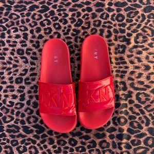 DKNY slides